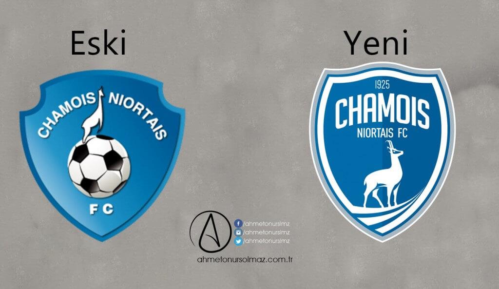 Chamois Niortais'in Logosu Değişti