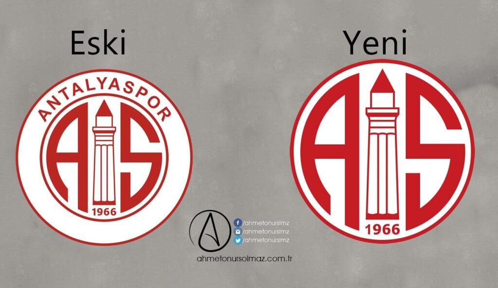 Antalyaspor'un Logosu Değişti