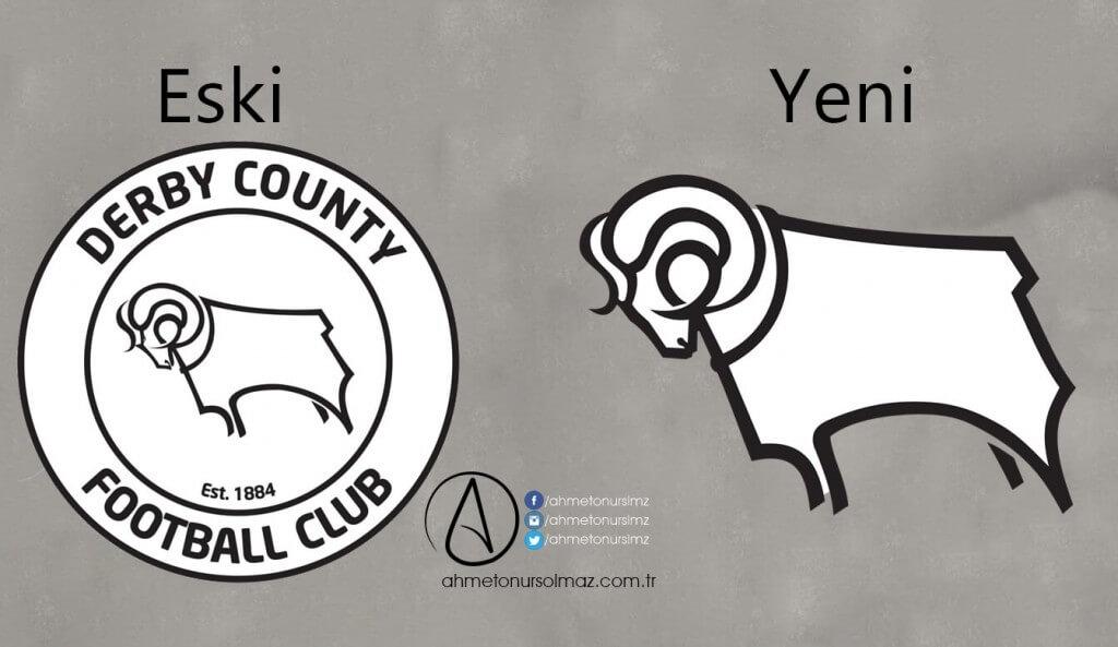 Derby County'ın Logosu Değişti