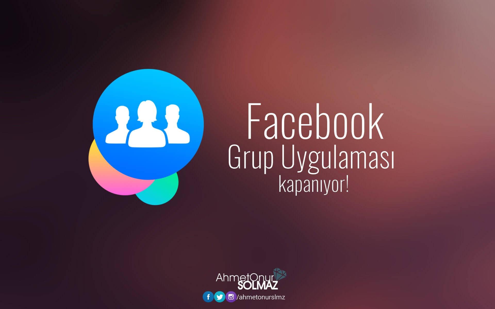 Facebook Grup Uygulaması