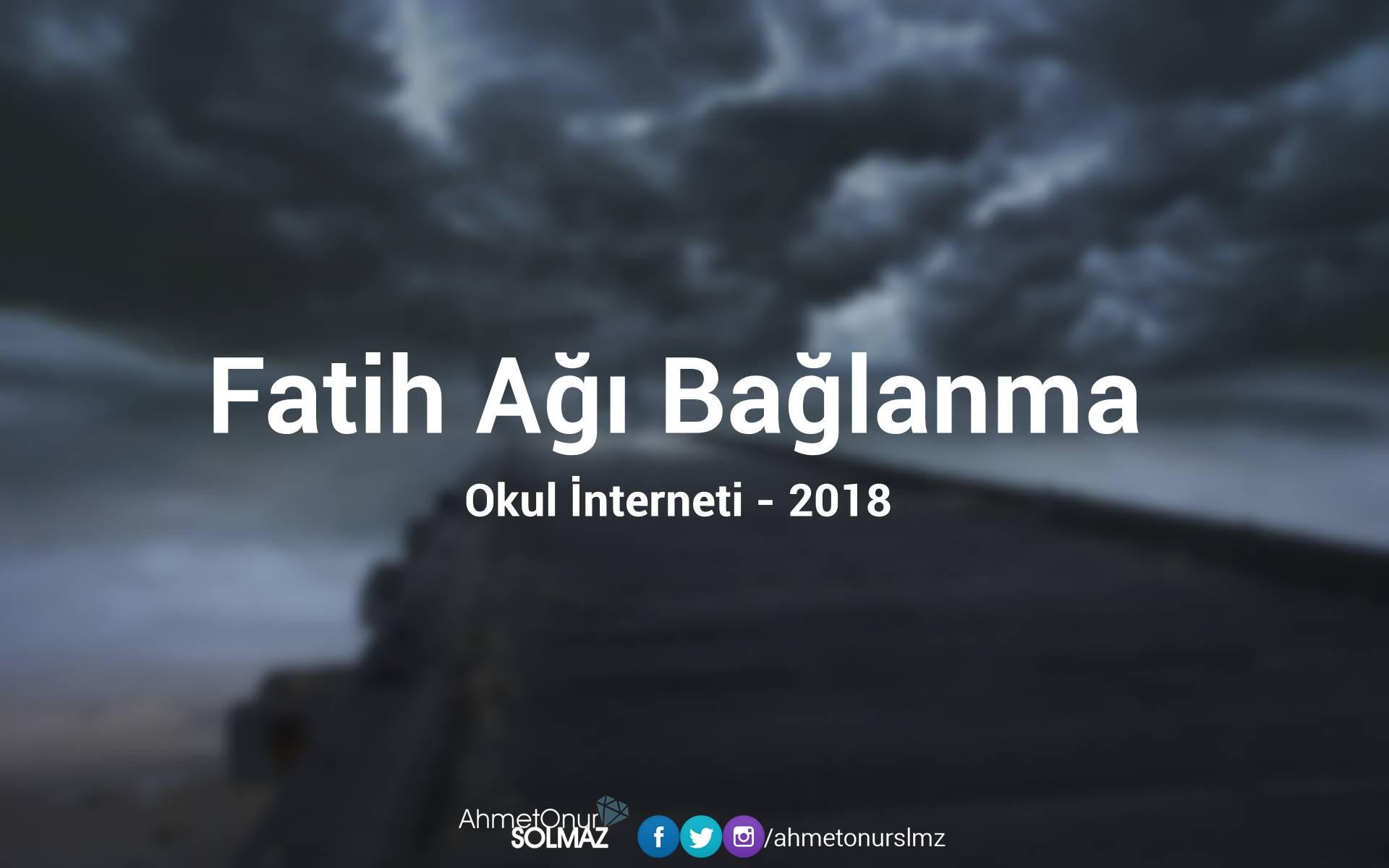 fatih ağı ile sınırsız internet