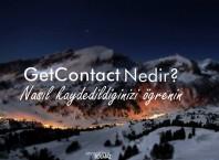 getcontact nedir