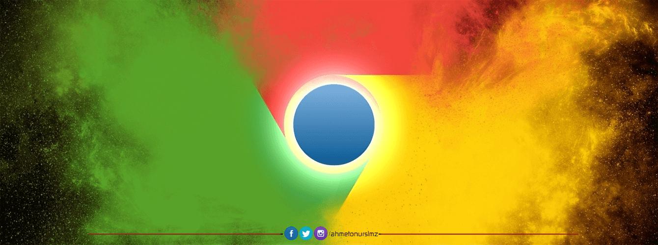 Google Chrome Materyal Tasarıma Geçti