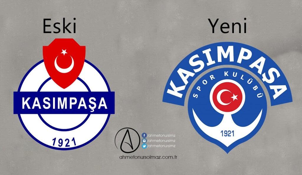 Kasımpaşa'nın Logosu Değişti