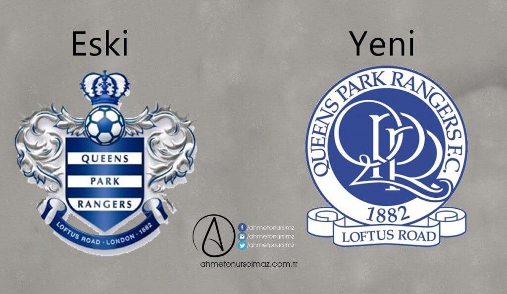 Queens Park Rangers FC'in Logosu Değişti