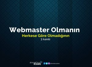 Webmaster Olmak